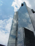 4摩天大楼 免版税库存照片