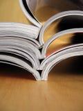 4材料读 免版税库存照片