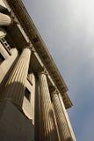 4柱子 免版税库存图片