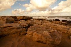 4海滩 库存图片