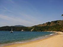 4海滩 免版税库存图片