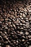 4粒豆咖啡 免版税图库摄影