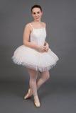 4芭蕾舞女演员 免版税库存照片
