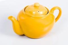 4茶壶 库存图片