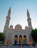 4迪拜清真寺 库存图片