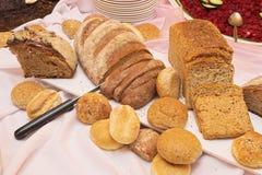 4面包 库存照片