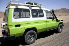 4驱动轮 免版税库存图片