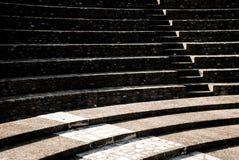 4 αμφιθέατρο Ρωμαίος Στοκ εικόνα με δικαίωμα ελεύθερης χρήσης