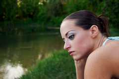 4 νεολαίες γυναικών Στοκ φωτογραφία με δικαίωμα ελεύθερης χρήσης