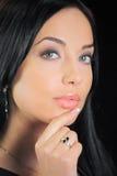 4 ονειρεμένος κορίτσι Στοκ φωτογραφία με δικαίωμα ελεύθερης χρήσης