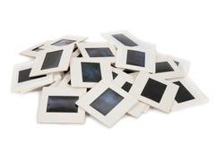 4 φωτογραφικές διαφάνειες μερών στοκ φωτογραφίες