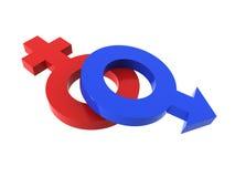 4 χαλούν τα σύμβολα Αφροδί&ta ελεύθερη απεικόνιση δικαιώματος
