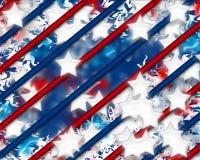 4 ψηφιακά λωρίδες αστεριών Στοκ φωτογραφία με δικαίωμα ελεύθερης χρήσης