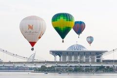 4-ая фиеста горячий международный putrajaya воздушного шара Стоковое Изображение RF