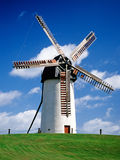 4 ветрянки skerries Стоковая Фотография RF