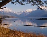 4 горы утра, котор нужно осмотреть Стоковое Фото