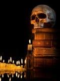 4 граница halloween Стоковые Фото