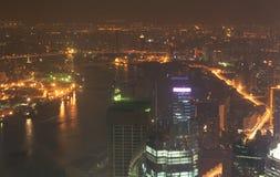 4 ноча shanghai Стоковое Изображение