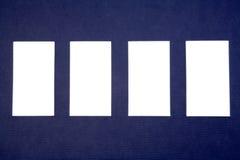 4 отверстия Стоковое фото RF