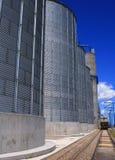 4 производителя Айдахо зерна Стоковое Изображение