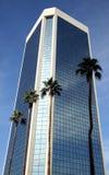 4 стеклянных вала башни ладони Стоковое Изображение RF