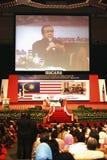 4-ый tun главного министра Др. mahathir Малайзии стоковая фотография