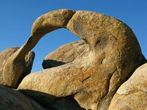 4 06 09 25阿拉巴马曲拱加州galen小山 免版税库存照片