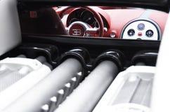 4 16 bugatti eb veyron Obraz Royalty Free