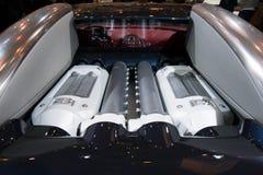 4 16 bugatti veyron Obrazy Royalty Free