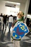 4 2008 экспо anime Стоковые Изображения RF