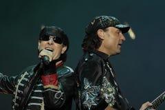4 2009年格但斯克6月波兰蝎子 免版税库存图片
