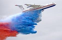 4 2009 aerospace maks przedstawienie Zdjęcie Royalty Free