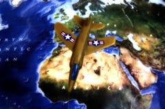 4空军 免版税库存图片