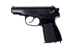 4 5mm pistolecika pneumatyczny rosjanin Obrazy Royalty Free