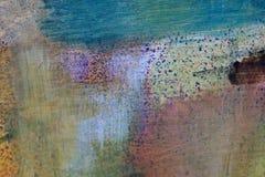 4 abstraktów crunch Fotografia Stock