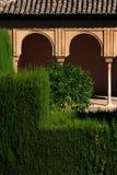 4 alhambra Стоковое фото RF