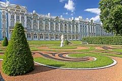 4 architektur pałacu Obrazy Royalty Free