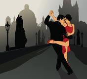 4 argentinean tango Zdjęcie Royalty Free