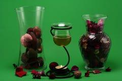 4 aroma therapy Στοκ εικόνες με δικαίωμα ελεύθερης χρήσης