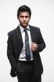 4 azjatykci atrakcyjny biznesmen Obraz Stock