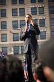 4 baracka Obamy Zdjęcia Stock