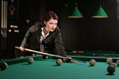 4 billiards Zdjęcie Royalty Free