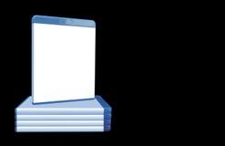 4 błękitny okładkowy promień Zdjęcia Stock