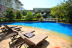 4 boao basenu dopłynięcie Zdjęcie Royalty Free