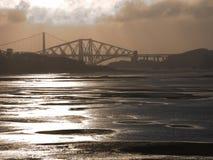 4 broar Fotografering för Bildbyråer