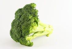 4 brocolli绿色serries 免版税图库摄影