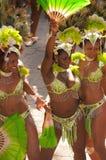 4 Caribbean carnivale Zdjęcia Stock