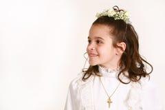 4 communion premier Photo stock