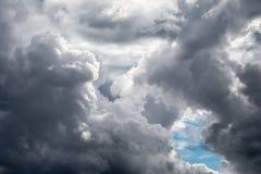 4 cumulus Obrazy Stock