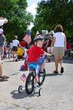 4. der Juli-Parade Lizenzfreie Stockfotografie